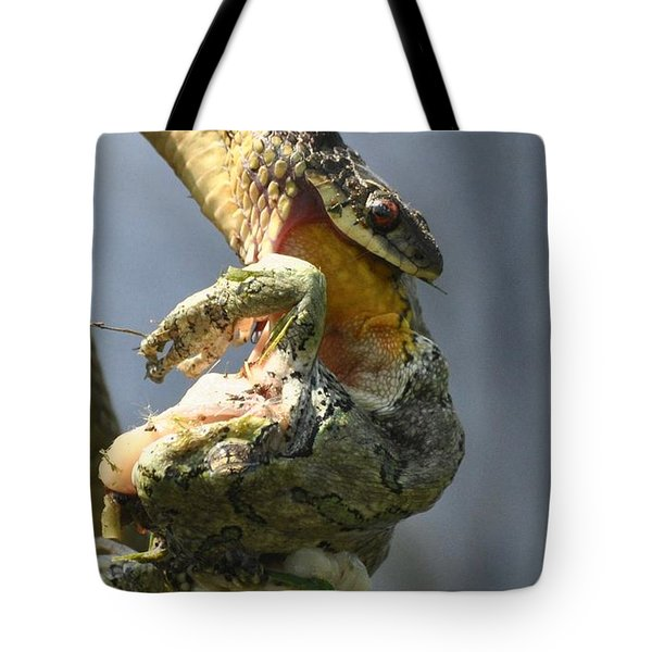 Nature Is Beguiling Tote Bag by Lisa DiFruscio