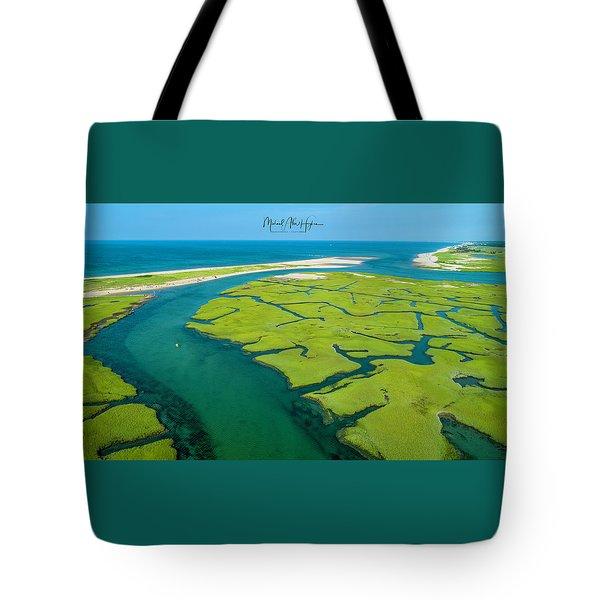 Nature Kayaking Tote Bag