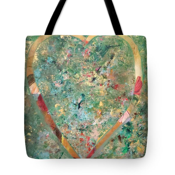 Nature Lover Tote Bag by Diana Bursztein