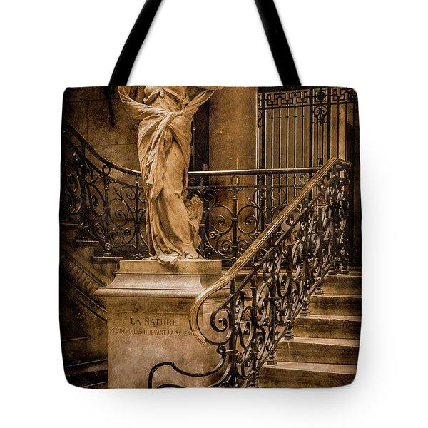 Paris, France - Nature Tote Bag