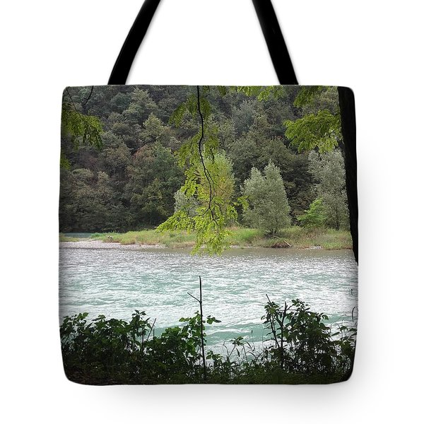 Nature On Stage Tote Bag