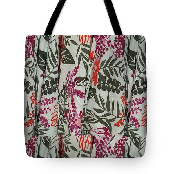 Tote Bag featuring the photograph Nature Pattern For Pillows Curtains  Towels Tote Bags Greeting Cards Phone Cases Gifts By Navinjoshi by Navin Joshi