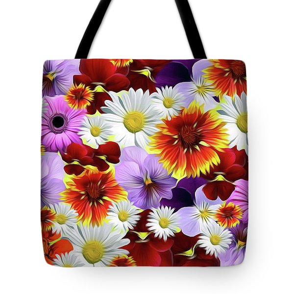 Nature Plants #2442_2 Tote Bag