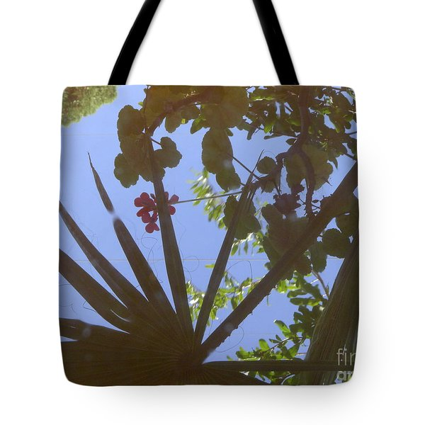 Nature Reflected Tote Bag by Nora Boghossian