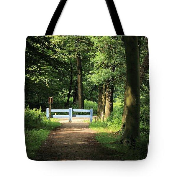 Nature Reserve Netherlands  Tote Bag