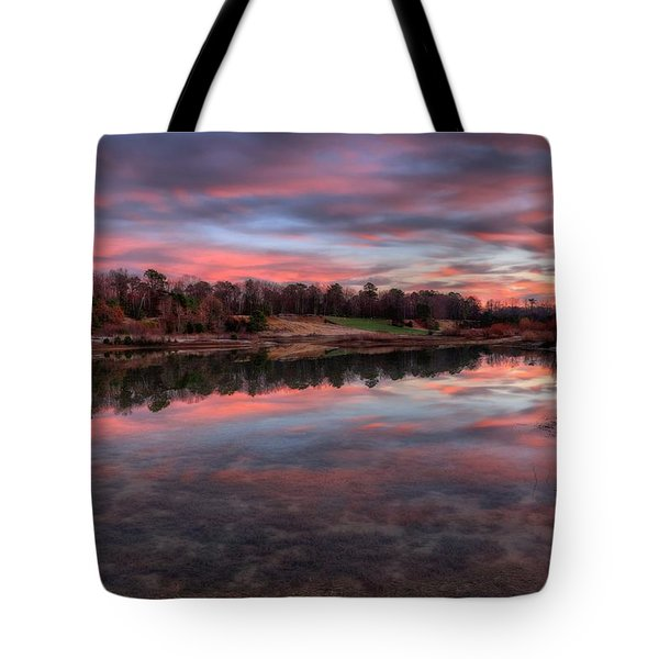 Nature Reserved Tote Bag by John Loreaux