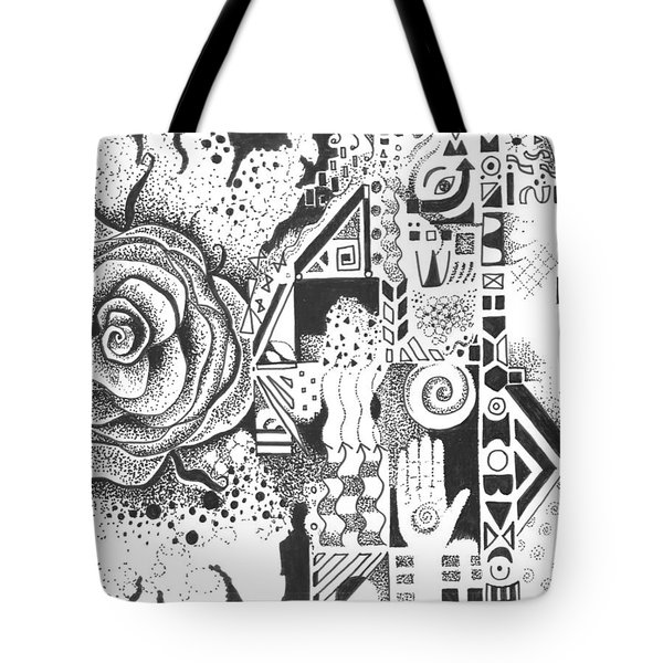 Nature Rules Aka That Which Remains Tote Bag