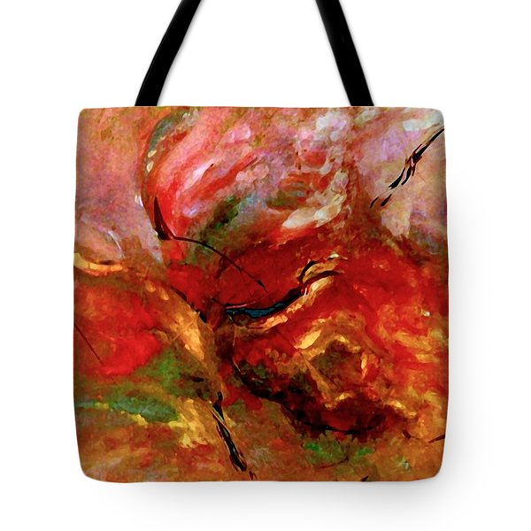 Nature Spirits Tote Bag