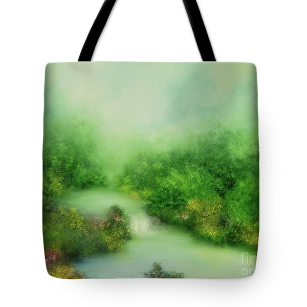 Nature Symphony Tote Bag by Hannibal Mane
