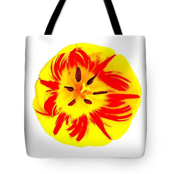 Tote Bag featuring the photograph Nature The Abstract Painter by Roger Bester