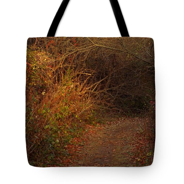 Nature Trail 2 Tote Bag