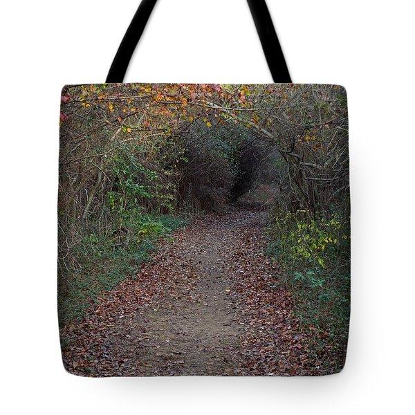 Nature Trail 3 Tote Bag