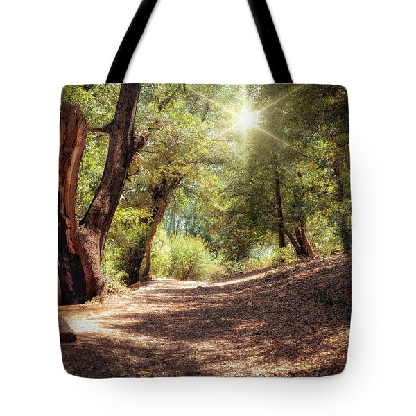 Nature Trail Tote Bag