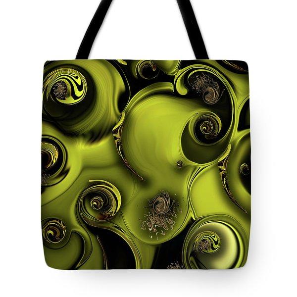 Nature Vs Work Tote Bag