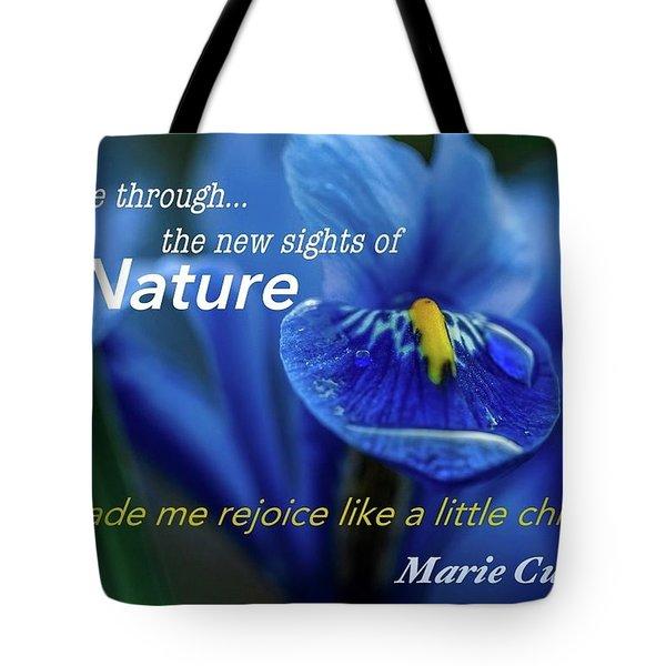 Nature208 Tote Bag by David Norman