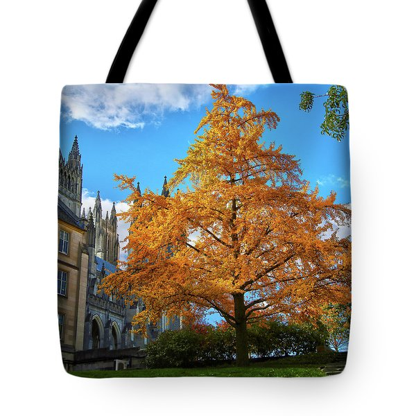 Tote Bag featuring the photograph Natures Architecture by Mitch Cat