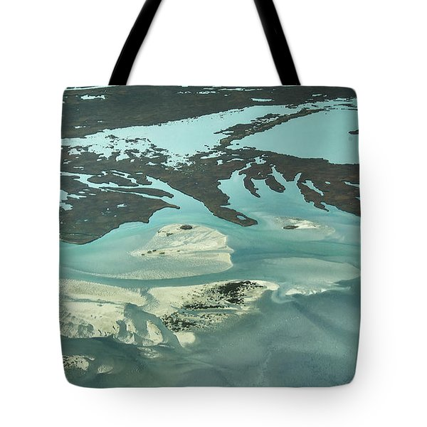 Natures Art On Barnegat Bay Tote Bag