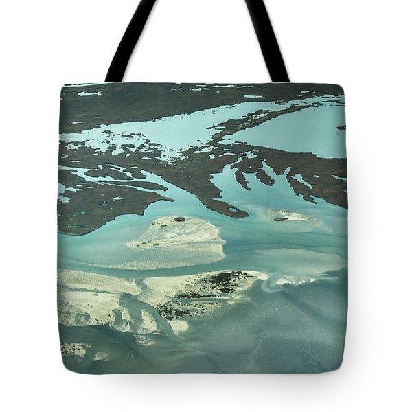 Natures Art On Barnegat Bay Tote Bag
