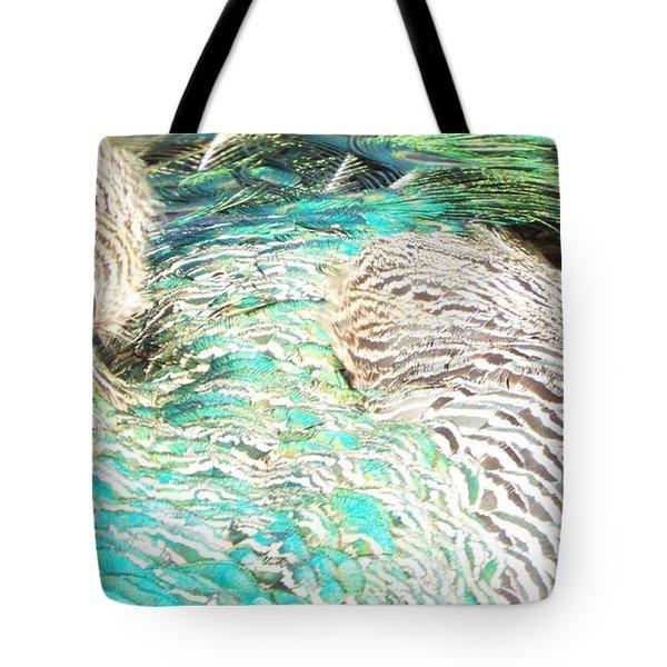 Natures Artwork Tote Bag