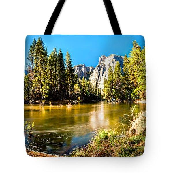 Nature's Awakening Tote Bag