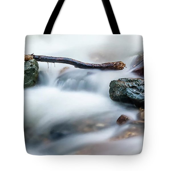 Natures Balance - White Water Rapids Tote Bag
