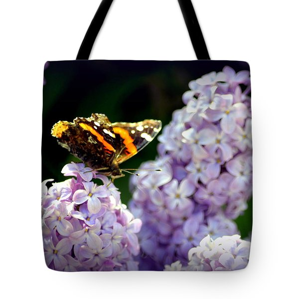 Nature's Beauty Tote Bag by Clarice  Lakota