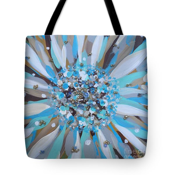 Natures Burst Of Harmony Tote Bag
