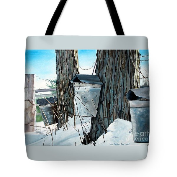 Nature's Candy Tote Bag