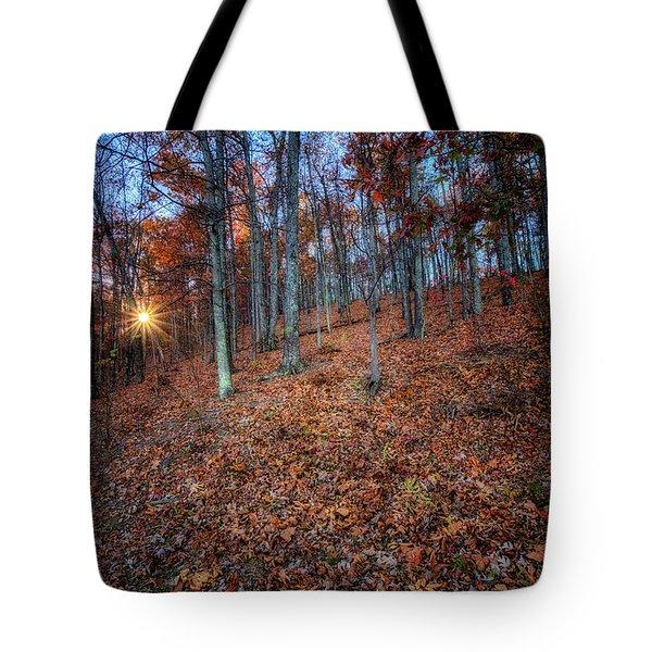 Nature's Carpet Tote Bag