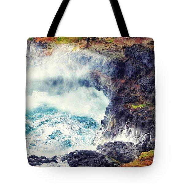Natures Cauldron Tote Bag by Blair Stuart