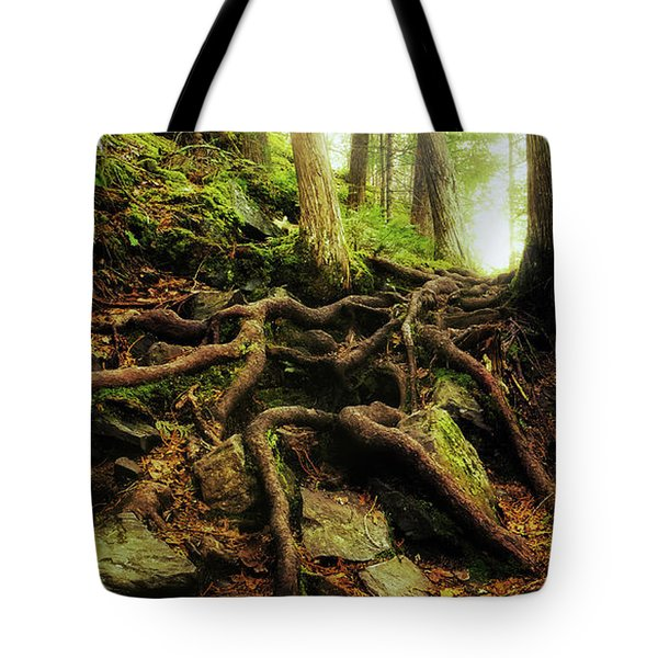 Nature's Cauldron Tote Bag