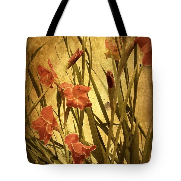 Nature's Chaos In Spring Tote Bag by Jessica Jenney