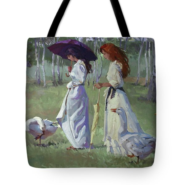 Nature's Compliments Tote Bag