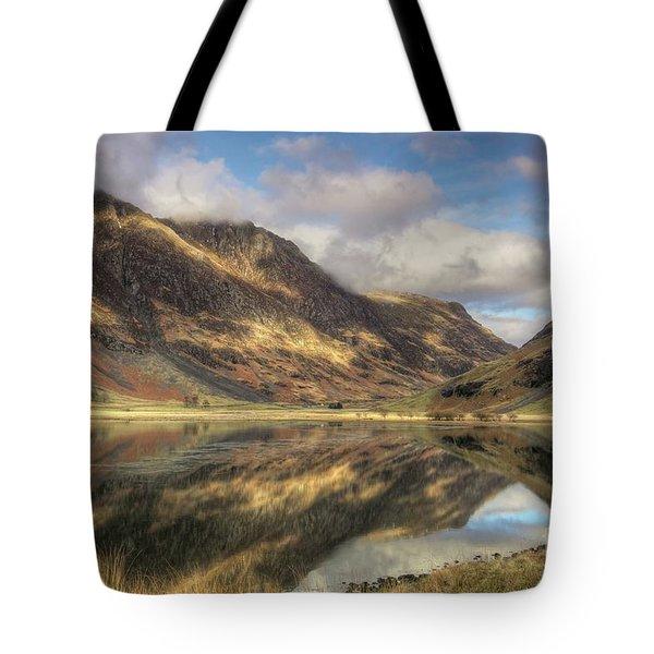 Nature's Design Tote Bag