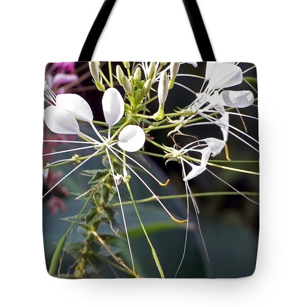 Nature's Design Tote Bag by Lauren Radke