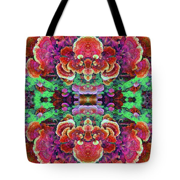 Nature's Drum Tote Bag