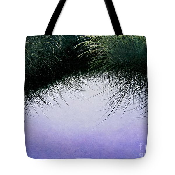 Nature's Eyelashes Tote Bag