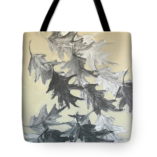 Natures Fallen Trash Tote Bag