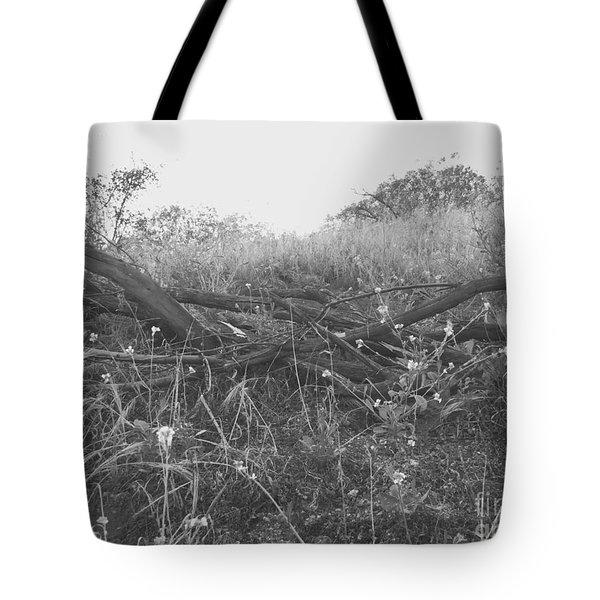 Nature's Fences Tote Bag