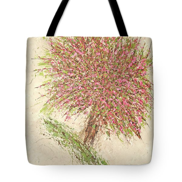 Nature's Fireworks Tote Bag