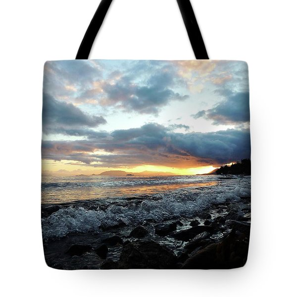 Nature's Force Tote Bag by Karen Horn