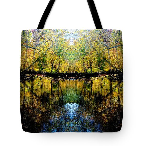 Natures Gate Tote Bag
