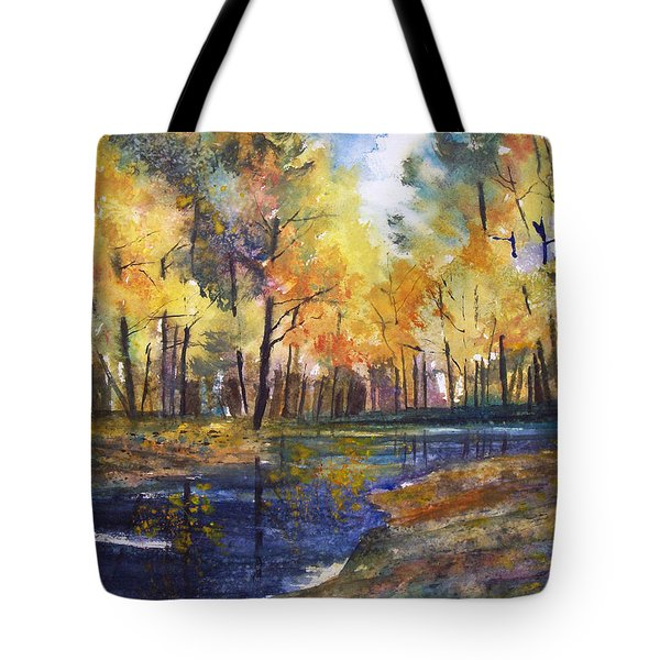 Nature's Glory Tote Bag by Ryan Radke