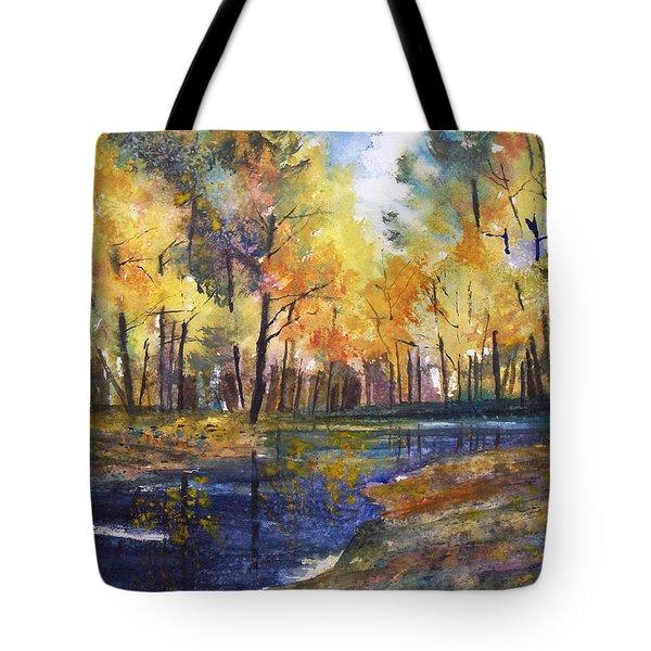 Nature's Glory Tote Bag by Ryan Radke