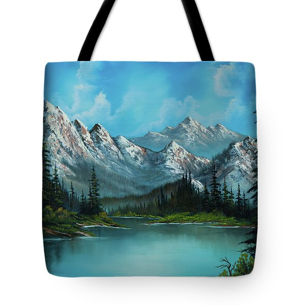 Nature's Grandeur Tote Bag