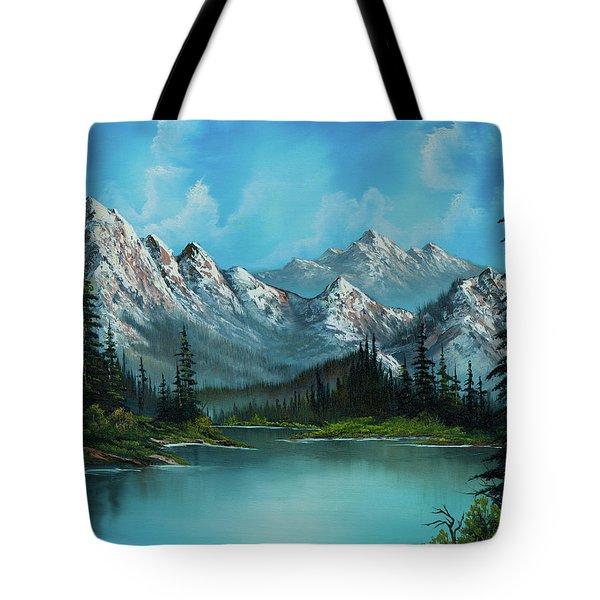 Nature's Grandeur Tote Bag
