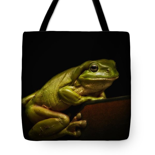 Natures Green 01 Tote Bag