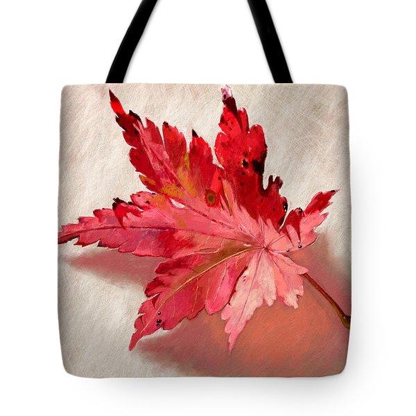 Nature's Handshake Tote Bag