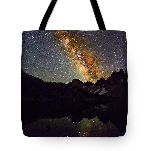 Nature's Lightsaber Tote Bag