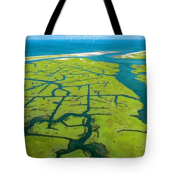 Natures Lines Tote Bag